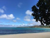Fuga da praia do verão fotografia de stock royalty free