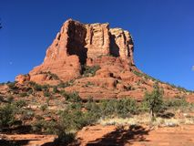 Fuga da rocha de Sedona o Arizona Bell Fotografia de Stock Royalty Free
