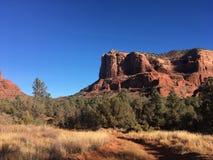 Fuga da rocha de Sedona o Arizona Bell Foto de Stock Royalty Free