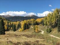 Fuga de Colorado Imagem de Stock