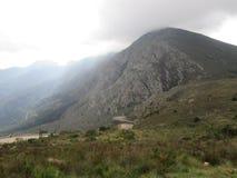 Fuga de montanha Fotos de Stock