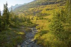 Fuga de montanha Foto de Stock Royalty Free