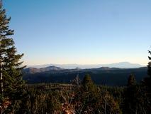 Fuga de montanha de Jemez Fotografia de Stock Royalty Free