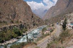 Fuga do Inca fotografia de stock