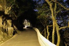 Fuga do pico de Victoria Imagens de Stock