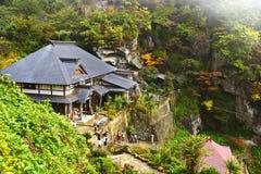 Fuga do templo da montanha Imagens de Stock