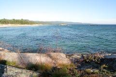 Fuga litoral do superior de lago imagens de stock royalty free