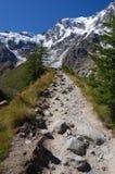 Fuga a Monte Rosa Imagens de Stock Royalty Free