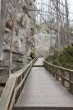 Fuga no parque estadual gigante da cidade Imagem de Stock Royalty Free