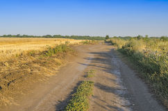 Fuga para caminhar e Biking Imagem de Stock Royalty Free