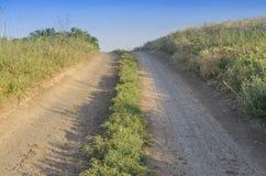Fuga para caminhar e Biking Imagem de Stock