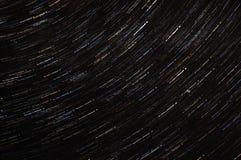 Fugas da estrela Foto de Stock Royalty Free
