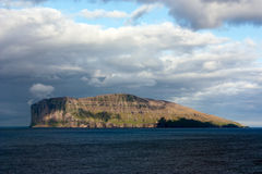 Fugloy, Ilhas Faroé Fotografia de Stock