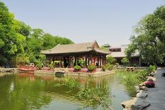 fugongmuseum wang Royaltyfria Foton