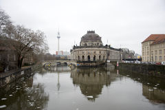 Fuif in Berlijn Royalty-vrije Stock Fotografie