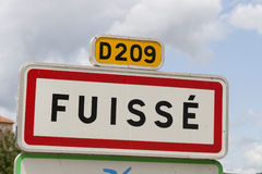 Fuisse Stock Image