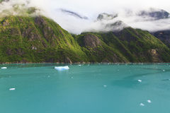 Fuite d'Alaska Images libres de droits