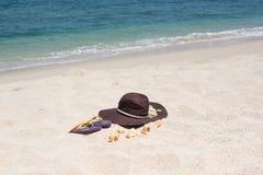 Fuite tropicale Photographie stock libre de droits
