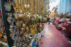 Fuja relógios do mercado Fotografia de Stock Royalty Free