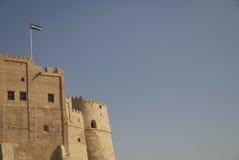 Fujairah fort zdjęcie stock