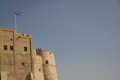 Fujairah Fort Stock Photo