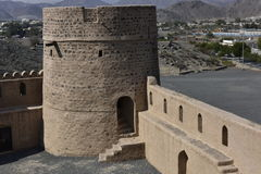 Fujairah Fort, United Arab Emirates Royalty Free Stock Photo