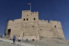 Fujairah Fort, United Arab Emirates Stock Image