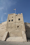 Fujairah Historic Fort, UAE. Stock Photography