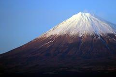 fuji величественный Стоковое Изображение RF