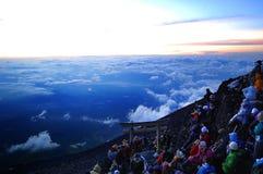 Fuji Сан Стоковая Фотография RF