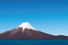 Fuji royalty illustrazione gratis