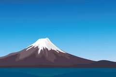 Fuji Royalty-vrije Stock Afbeelding