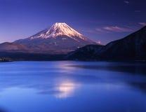 Fuji 396 mt Fotografia Stock