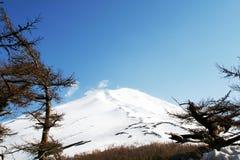 Fuji Imagens de Stock