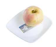 Fuji apple. Stock Photo