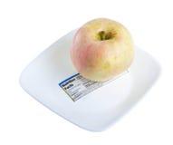 Fuji apple. Stock Photo