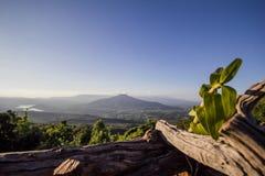 Fuji av Thailand Arkivfoton