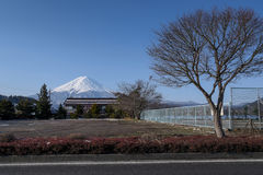 Fuji-Berg, Naturdenkmal von Japan lizenzfreie stockfotos
