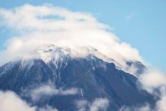 Fuji berghöstsäsong, Japan Fotografering för Bildbyråer