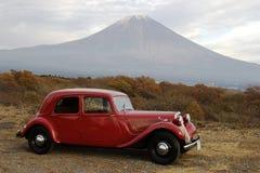 Fuji-DG 46 di Mt Fotografia Stock