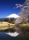 Fuji-dg 61 del Mt Imágenes de archivo libres de regalías