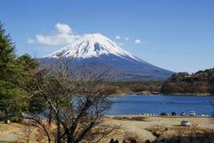 Fuji góra. Obrazy Royalty Free