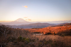 Fuji from hagone Royalty Free Stock Image