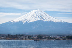 Fuji lanscape view Royalty Free Stock Photography