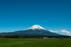 Fuji mount Royalty Free Stock Photo