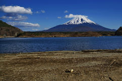 Fuji Mountain Royalty Free Stock Image