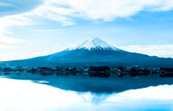 Fuji Mountain Stock Photos