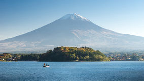 Fuji mountain, Japan Royalty Free Stock Photos