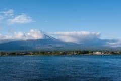 Fuji Mountain in Royalty Free Stock Image