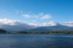 Fuji Mountain in Stock Photo